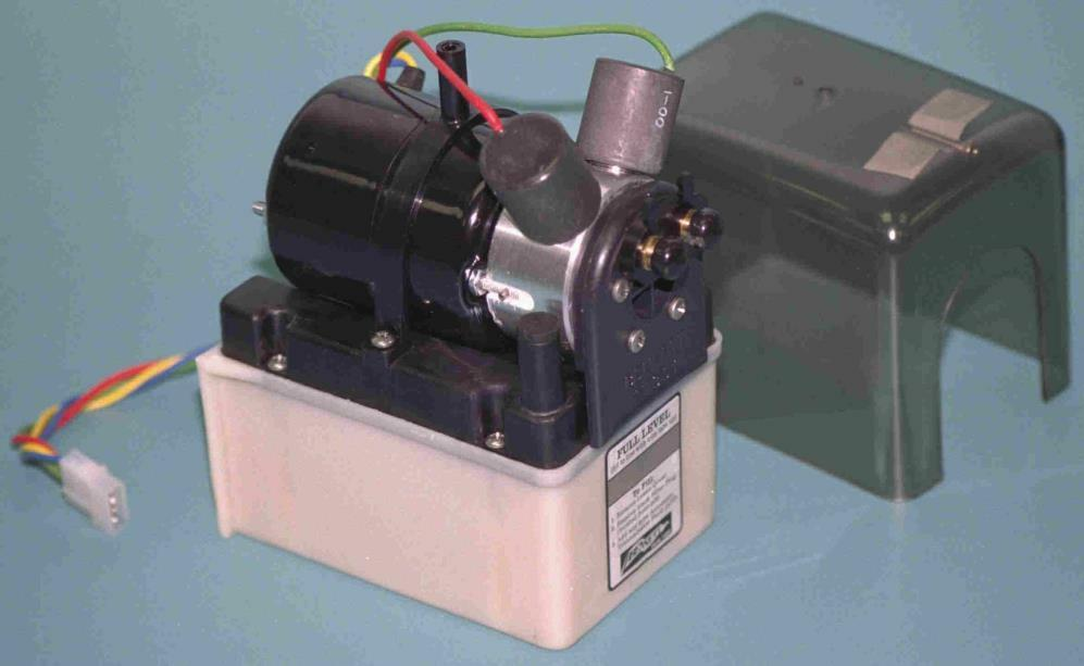 Bennett V351HPU1 Hydraulik Strom Einheit Trimmruder Pumpe 24 Volt 2914