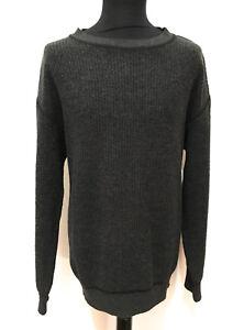 SALVATORE-FERRAGAMO-Maglione-Maglia-Uomo-Lana-Man-Sweater-Knitwear-Sz-XXXL-56