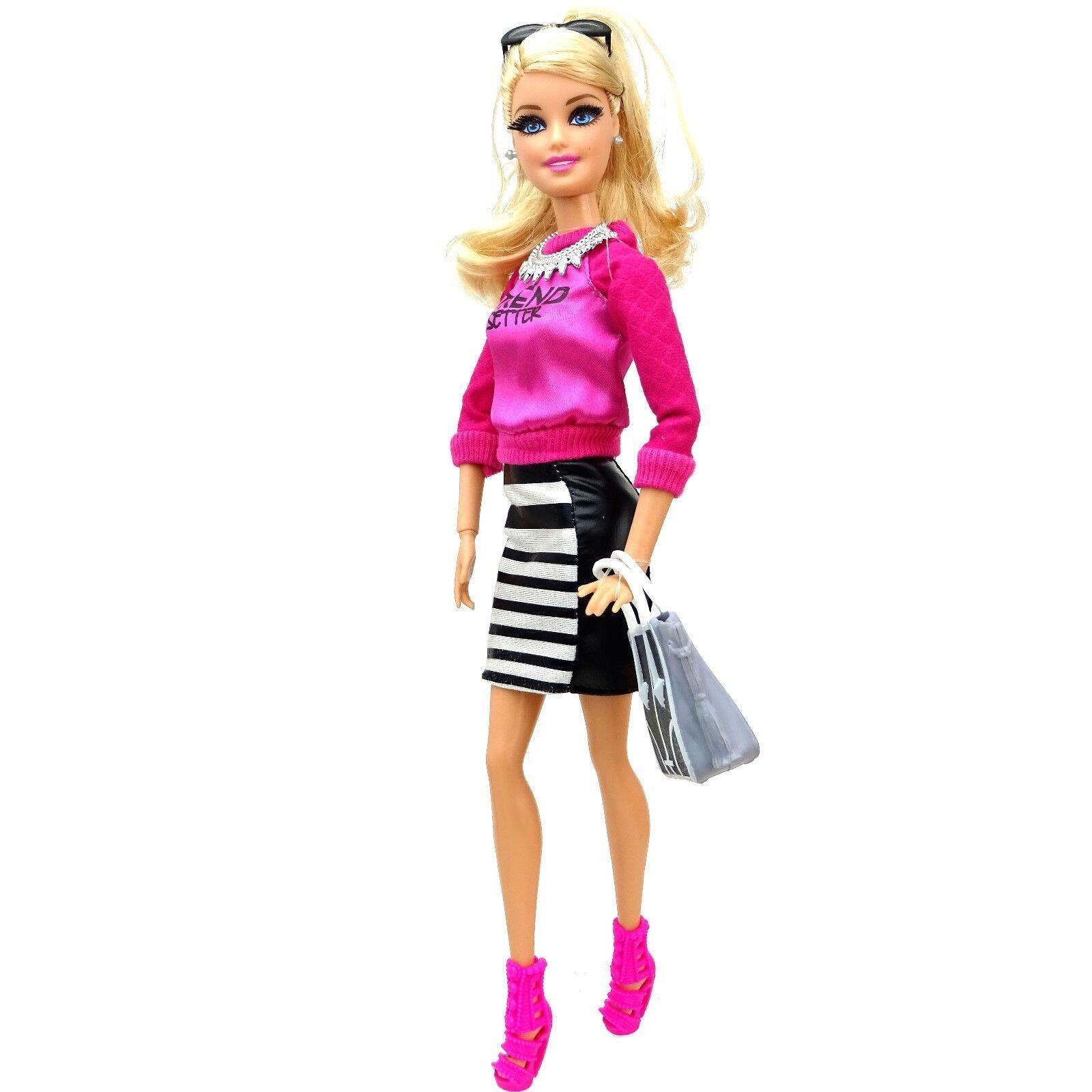 Barbie Barbie Barbie stile Styling amici Doll (B) trend-setter articolare Braccia Nuovo f7f72a