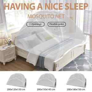 vidaXL-Mongolia-Net-2-Doors-White-Bed-Mosquito-Insect-Screen-Mesh-Multi-Sizes