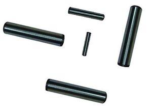 "20 Pieces Alloy Steel Dowel Pins 1//4/"" Dia x 5//16/"" Length"