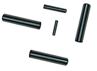 """.001"""" Oversized Alloy Steel Dowel Pins 5/8"""" Dia X 1 1/2"""" Length, 10 Pieces Famoso Por Sus Materias Primas De Alta Calidad, Una Amplia Gama De Especificaciones Y TamañOs, Y Una Gran Variedad De DiseñOs Y Colores"""