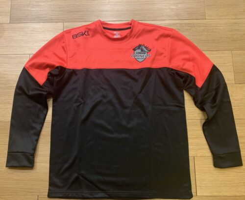 LONDON BRONCOS RUGBY LEAGUE SWEATSHIRT new with tags RRP £50 XL