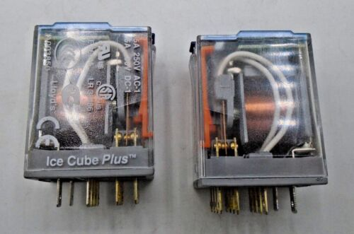 Lot of 2 RELECO C9-A41X Relay DC 250V AC, 30V DC, ICE CUBE Plus  NEW *23