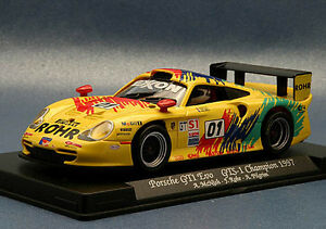 FLY Ref. GB74 Porsche 911 GT1 - GTS1 Champion 1997 1/32 NUEVO NEW