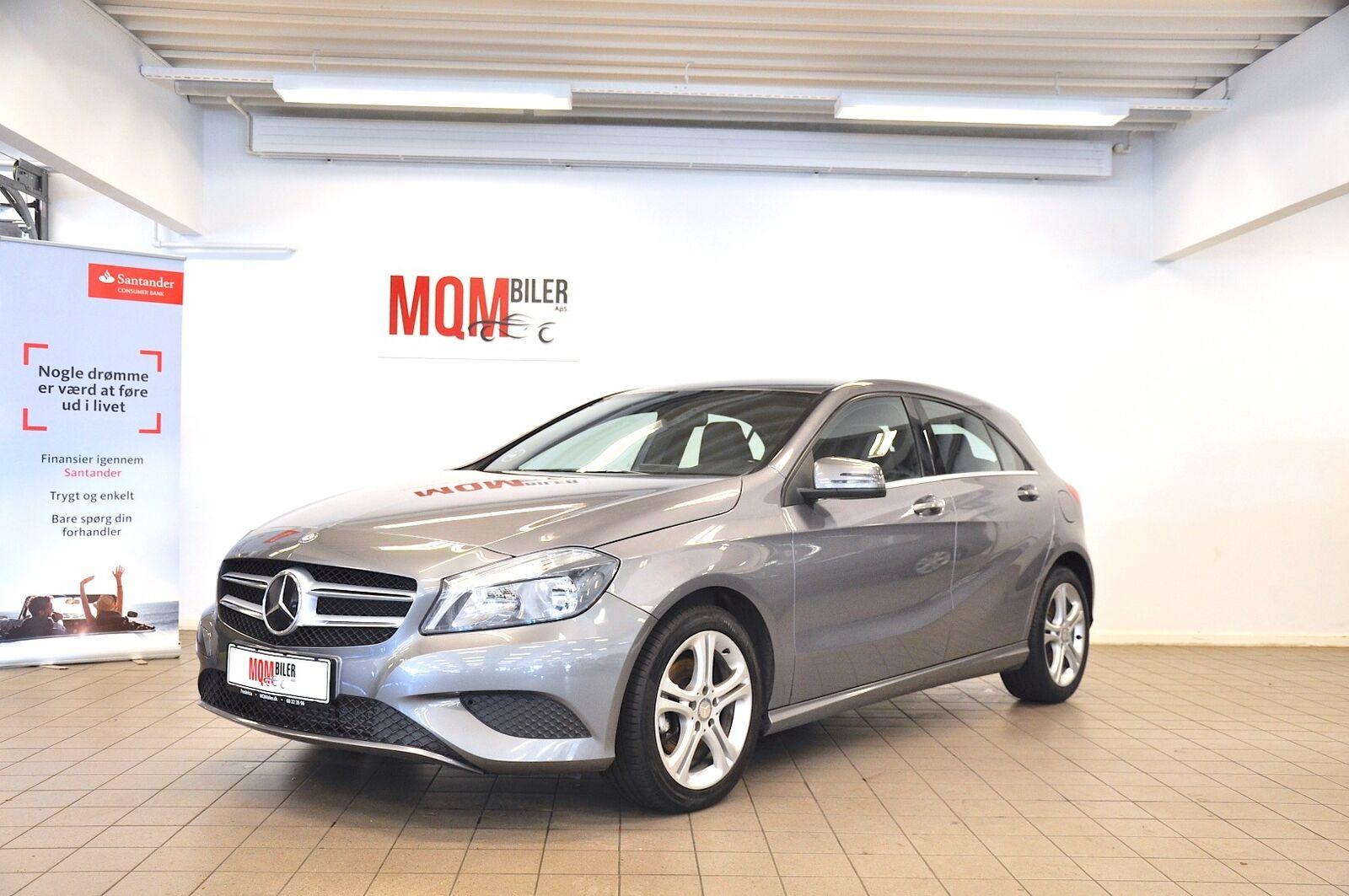Mercedes A200 1,8 CDi Urban 5d - 164.900 kr.