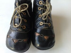 Antique Baby Boots