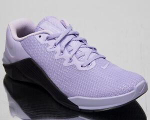 Detalles acerca de Nike Metcon 5 para mujer Lavanda Cross Training  Deportivas Tenis Zapatos AO2982-511- mostrar título original
