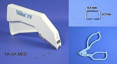 35W Hautklammer Wundklammergerät chirurgische Klammerentferner Hautklammergerät