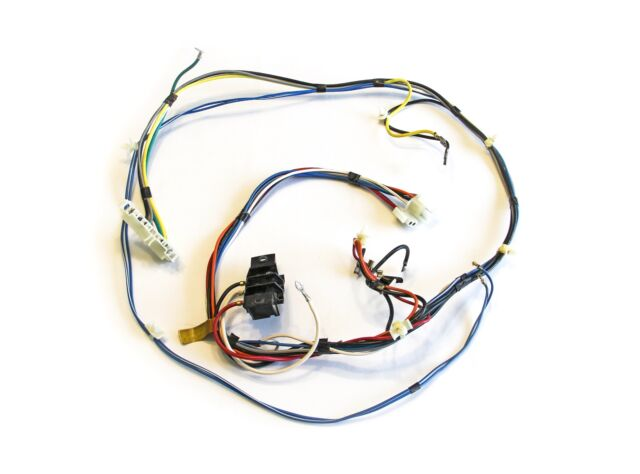 Kenmore Dryer Wire Harness with Main Terminal Block 134394200 on