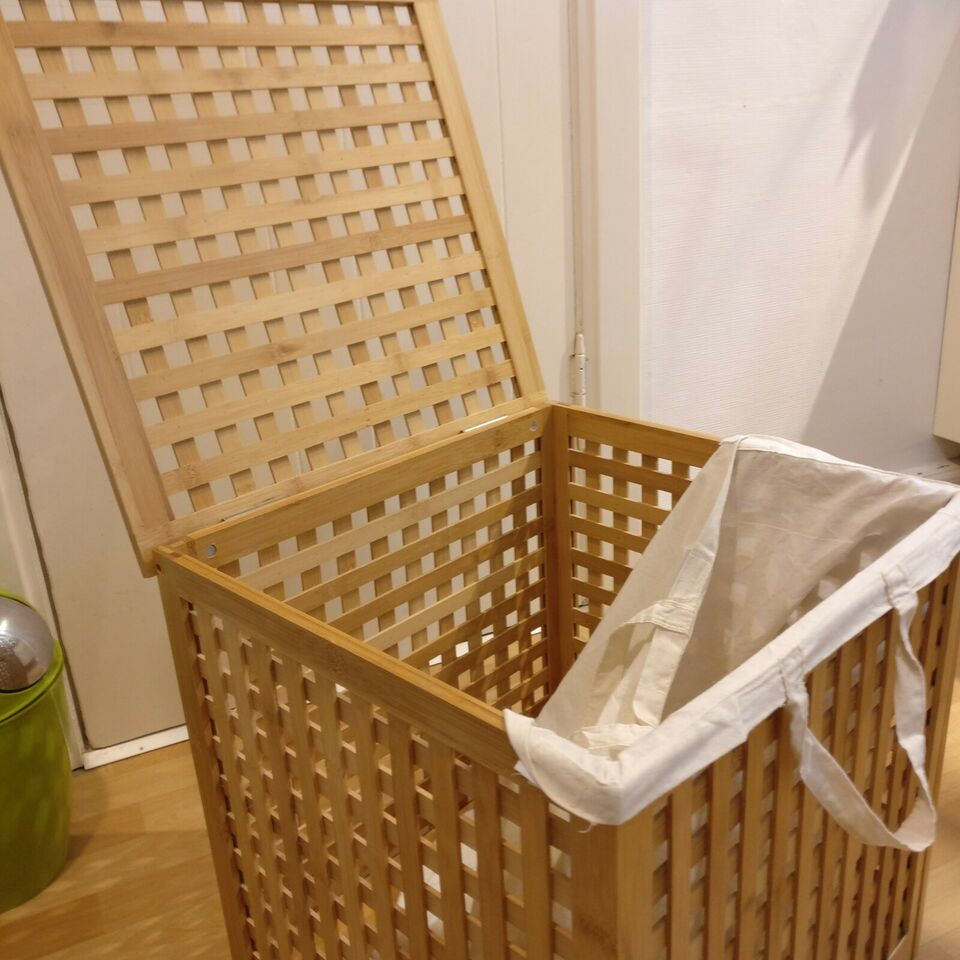 Andet, Household Essentials Natural Bamboo
