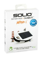 Solar Sun Power Battery Charger+usb Cable For Micro-usb Or Mini Usb Port Devices