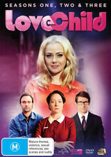 LOVE CHILD - SEASON 1 2 & 3 box set -   DVD -  UK Compatible - sealed