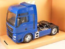 MAN TGX 18.440 Truck in Blue 1/32 scale model by WELLY