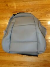 Cadillac Gm Oem 2014 Cts Driver Seat Cushion Cover 23189334 Titanium Gray Lh Fits Cts V