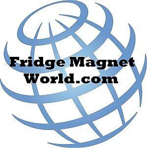 Fridge Magnet World