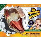 3D Dinosaur Attack! by Nat Lambert (Mixed media product, 2014)