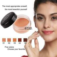 New Natural Concealer Foundation Cream Cover Dark circles Acne Scars Makeup Tool