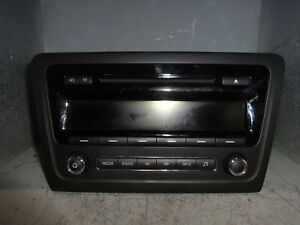 Skoda-Rapid-NH-1-6-TDI-CD-Radio-Delphi-5J0035161E