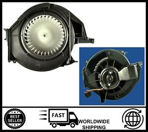 Heater Blower Motor Fan FOR Audi A6 Skoda 2.0 2.7 & Skoda Octavia 2.0 FSI