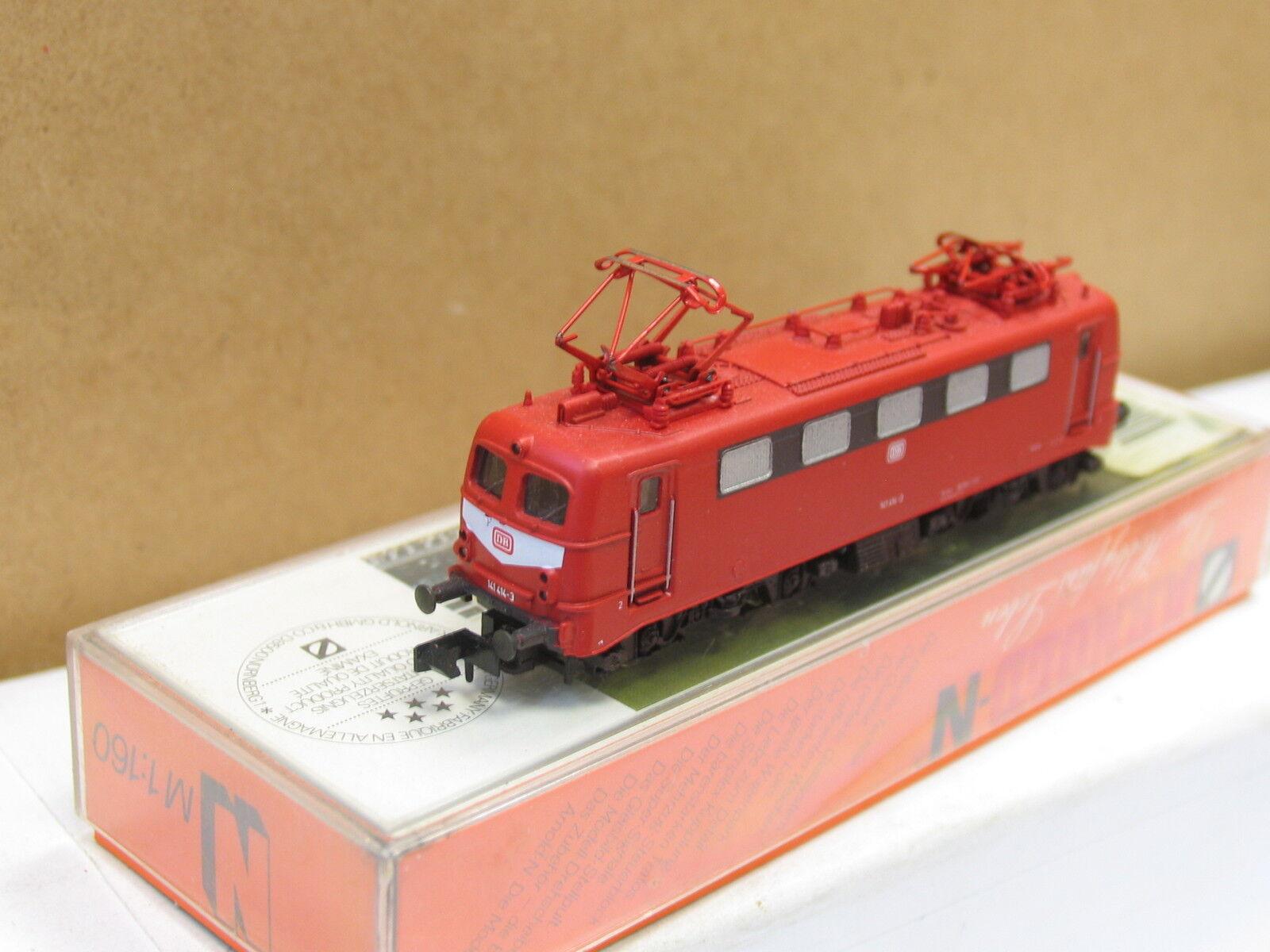 Arnold N 2320 E-LOK BR 141 414-3 rot DB OP (d2770)