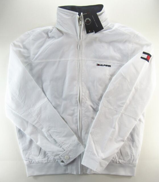 Luxus kaufen exklusives Sortiment Bestbewertet authentisch 2017 Tommy Hilfiger Men Yachting Outerwear Jacket All Size With Tags White  Regular L