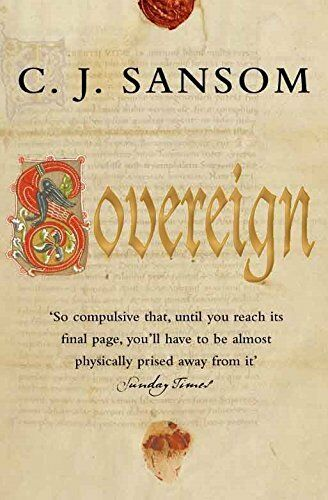 1 of 1 - Sovereign: 3 (The Shardlake Series) by Sansom, C. J. 0330436082 The Cheap Fast