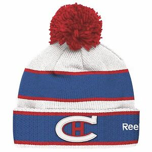 25f80377c66 Image is loading MONTREAL-CANADIENS-2016-NHL-WINTER-CLASSIC-REEBOK-CUFFED-