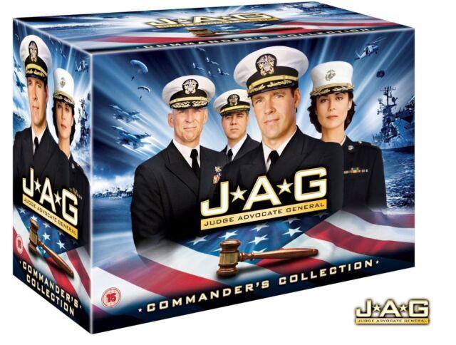 JAG 1-10 BOX  IM AUFTRAG DER EHRE 1-10 DIE KOMPLETTE SERIE DVD BOX  NEU OVP