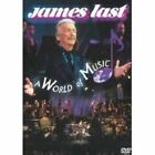 James Last a World of Music DVD Aust R4