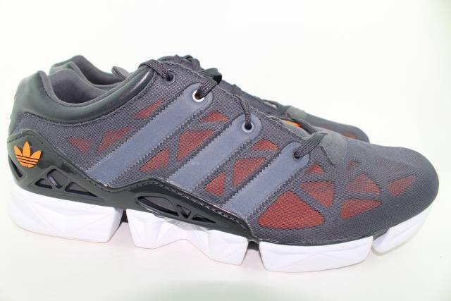 ADIDAS H3 ZXZ G49265 MEN SIZE GREY 13.0 SOLAR GREEN GREY SIZE RUNNING NEW 356265