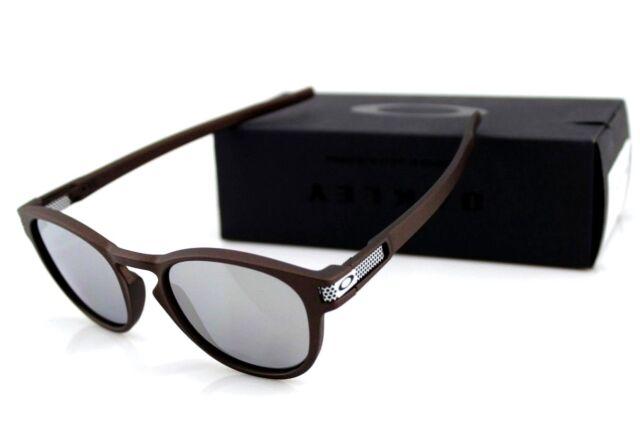 99688dbbce40 NEW Genuine OAKLEY LATCH Matt CORTEN Chrome Iridium Sunglasses OO 9265 43  53 3N