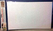 "JTT SCENERY 97468 WOOD ROOF SHINGLES HO SCALE ( 2) 7.5"" x 12"" SHEETS"