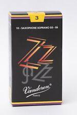 Saxophonblätter Stärke 3 Vandoren Java Blätter Tenor Sax in B 5er Pkg