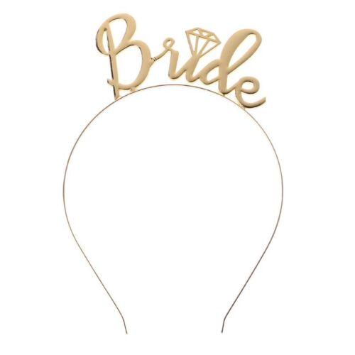 Hen-Party Team Bride To Be Bachelorette Headgear Party Wedding Decor Supplies