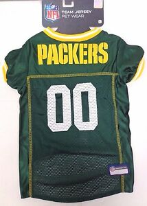 Image is loading Green-Bay-Packers-Pets-First-NFL-Pet-Dog- 603186114