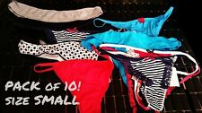 Size Small Wholesale Lot Pack 10 Panties Lace Thong Panty Brief Underwear