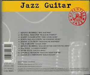 CD-Jazz-Guitar-Various-Columbia-Sehr-gut-France-Press-Tracks-2-Foto