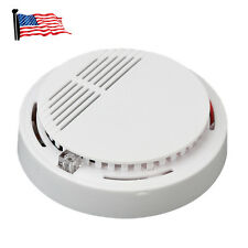Pro Wireless Smoke Detector Home Security Fire Alarm Sensor System Cordless US