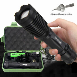 7W 850nm Zoom Infrared IR LED Night Vision Flashlight Hunting Torch Flashlight K