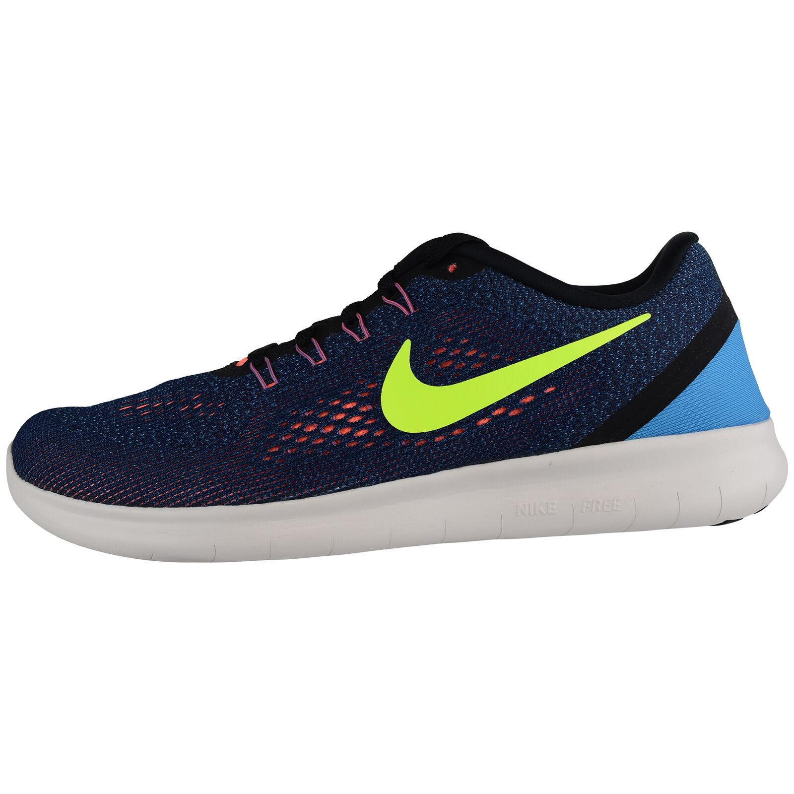 WMNS Nike Free RN 831509-501 Lifestyle Laufschuhe Running Freizeit Turnschuhe