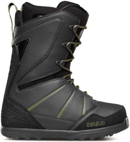 ThirtyTwo Men Lashed Bradshaw Snowboard Boots (9) Dark Grey