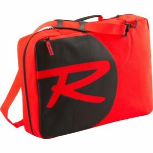 ROSSIGNOL-HERO-DUO-MEN-039-S-LADIES-SKI-SNOWBOARD-BOOT-BAG-HAND-LUGGAGE-CARRY-ON-RED