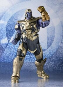 BANDAI-S-H-Figuarts-Thanos-Avengers-End-Game-MARVEL-OFFICIAL-IMPORT-PVC-ABS-Doll