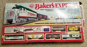 Bakers-EXPRESA-HO-ESCALA-Conjunto-de-Tren-Electrico-70TH-aniversario-1927-1997