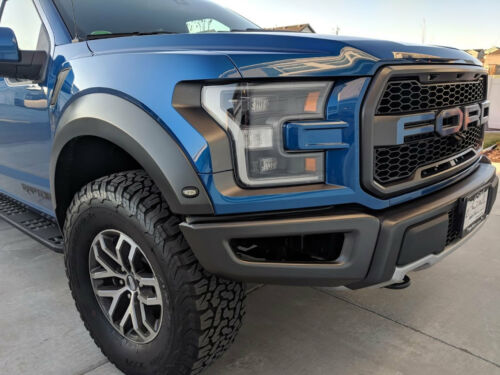 2019 NEW FORD RAPTOR F-150 HEADLIGHT ACCENT STICKERS DECALS 3M VINYL GRAPHICS