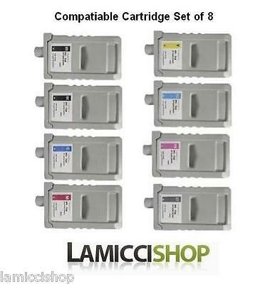PFI-706 PFI 706 New Compatible ink cartridges for Canon ipf 8300s 8400s 9400s