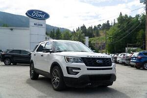 2016 Ford Explorer Sport Sport