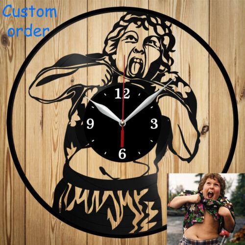 Details about  /LED Vinyl Clock Leonardo DiCaprio LED Wall Art Decor Clock Original Gift 4644