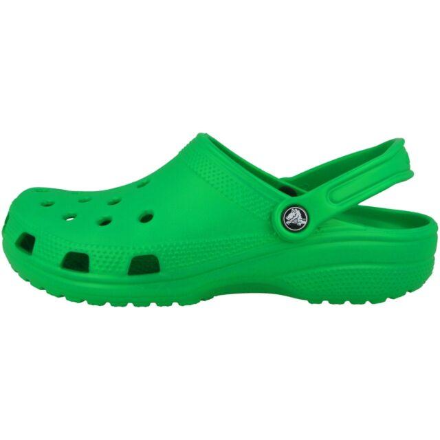 Crocs SCHUHE Classic 10001 36 37 Grass Green (grün)